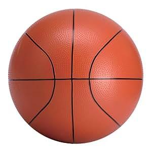 キャプテンスタッグ フィットネスボール BasketballΦ55 ポンプ付 MH-6952