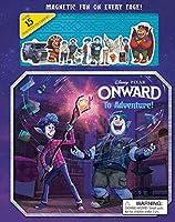 Disney&Pixar Onward: To Adventure! (Magnetic Hardcover)