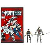マーベル ユニバース 3.75インチ アクションフィギュア コミックパック/ウルヴァリン & シルバー・サムライ(WOLVERINE #2)