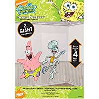 Patrick and Squidward Scene Setter Add-Ons [並行輸入品]