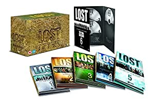Lost The Complete Collection - Season 1- 6 [DVD] [Import]