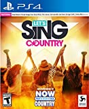 Let's Sing Country (輸入版:北米) - PS4