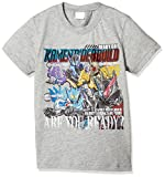 [バンダイ] 仮面ライダービルドTシャツセレクションB ボーイズ AR-2413414 グレー 日本 120cm (日本サイズ120 相当)