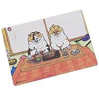 世にも不思議な猫世界[ステッカー]クロス素材ステッカー/愛の巣 KORIRI