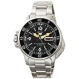 [セイコー]SEIKO 腕時計 SEIKO 5 SPORTS(セイコー ファイブ スポーツ) オートマチック デイデイト 逆輸入 海外モデル 日本製 SKZ211JC メンズ 【逆輸入品】