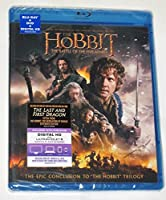 The Hobbit - The Battle Of The Five Armies - Blu-Ray - DVD - Digital DH w/ Ultraviolet