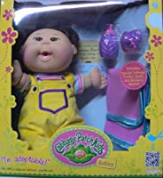 Cabbage Patch Kids Babies Adoptable Deshawn Lance Doll With誕生証明書と採用・ペーパー。