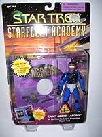 Star Trek Starfleet Academy Series - Cadet Geordi LaForge Action Figure