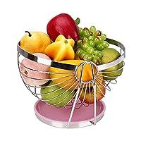 フルーツプレート、フルーツバスケット、リビングルーム、304ステンレススチールフルーツプレート、テーブルデコレーション、フルーツプレート