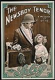 ロンズデール The Newsboyテナー、ハリー・ロンズデール& Mrs Ellis、ベビーLillian Wade、1914–Unframed 28