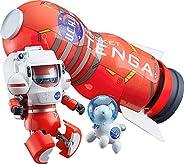 TENGA☆ロボ スペースTENGAロボ DXロケットミッションセット ノンスケール ABS製 塗装済み完成品変形トイ