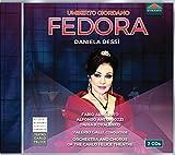 ジョルダーノ:歌劇《フェドーラ》[2枚組] 画像