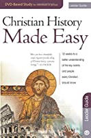 Christian History Made Easy: Leader Guide