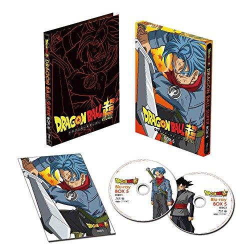 ドラゴンボール超 Blu-ray BOX5