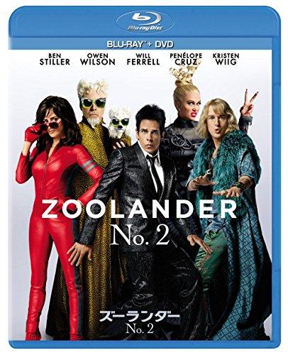 ズーランダー No.2 ブルーレイ+DVDセット [Blu-ray]の詳細を見る