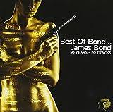 ベスト・オブ・ボンド(50周年記念盤)(2CD) ユーチューブ 音楽 試聴
