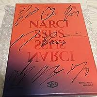 SF9 NARCISSUS サイン入り BTS