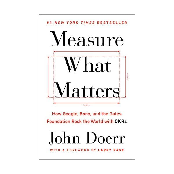 Measure What Matters: Ho...の商品画像