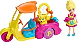 POLLY POCKET - LITTLE VEHICLE WITH DOG C...