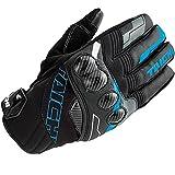 RSタイチ(アールエスタイチ)バイクグローブ ブラック/ブルー (サイズ:XL) CARBON(カーボン)ウインターグローブ RST627