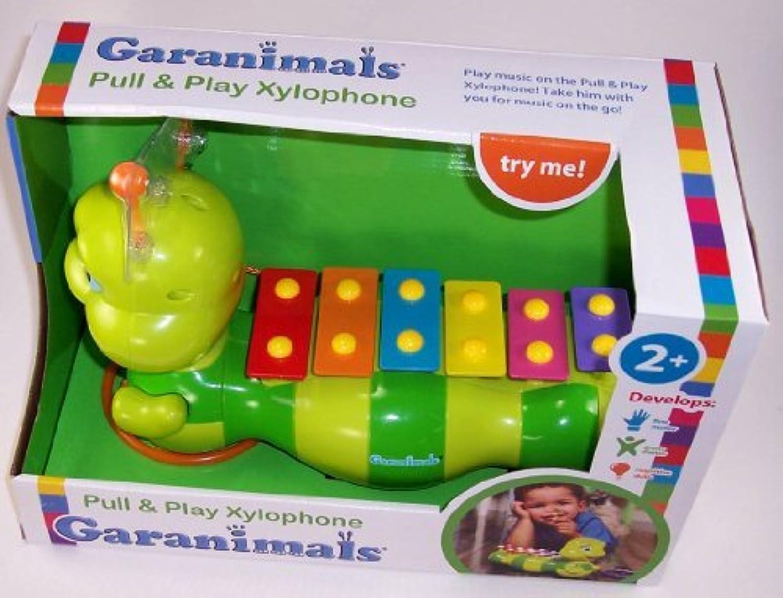 Garanimals Pull & Play Xylophone by Garan [並行輸入品]