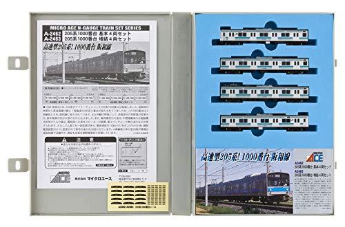 Nゲージ A2463 205系1000番台 増結4両セット