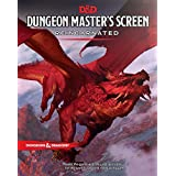 Dungeons & Dragons D&D Dungeon Master's Screen Reincarnated