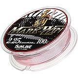 サンライン(SUNLINE) ライン 落し込み黒鯛 MARK-WIN 100m 2.5号