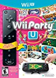 Wii Party U with Black Wii Remote Plus and Stand-Nla