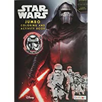 Disney Star Wars Coloring and Activity Book The First Order Rule The Galaxy