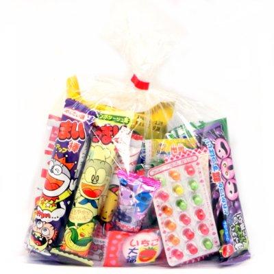 おかしのマーチ お菓子詰め合わせ 300円 (Aセット)