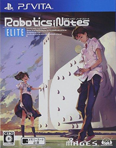 ROBOTICS;NOTES ELITE (通常版)の詳細を見る