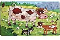 木製のカラフルなペグパズル教育パズルのおもちゃ 創造的木製認知パズルアーリーラーニングおもちゃファンタスティックギフト(子供向け)