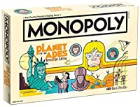 USAopoly MN006-513 Monopoly: Planet of The Apes Board Game, Multicolor [並行輸入品]
