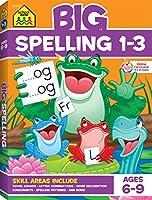 Big Spelling 1-3 (Big Get Ready Workbook)