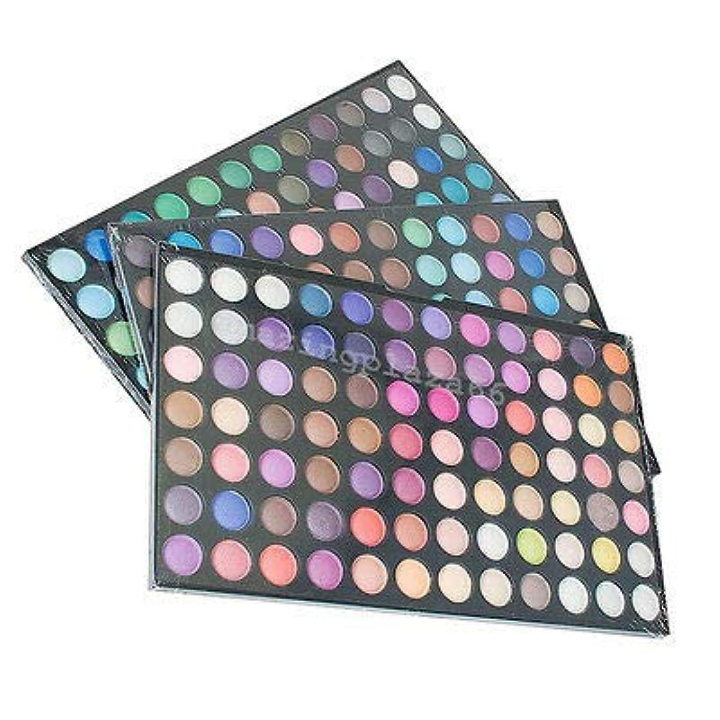 構成才能のあるブレークFidgetGear 252色化粧品マットアイシャドークリームアイシャドーメイクアップパレットシマー598g