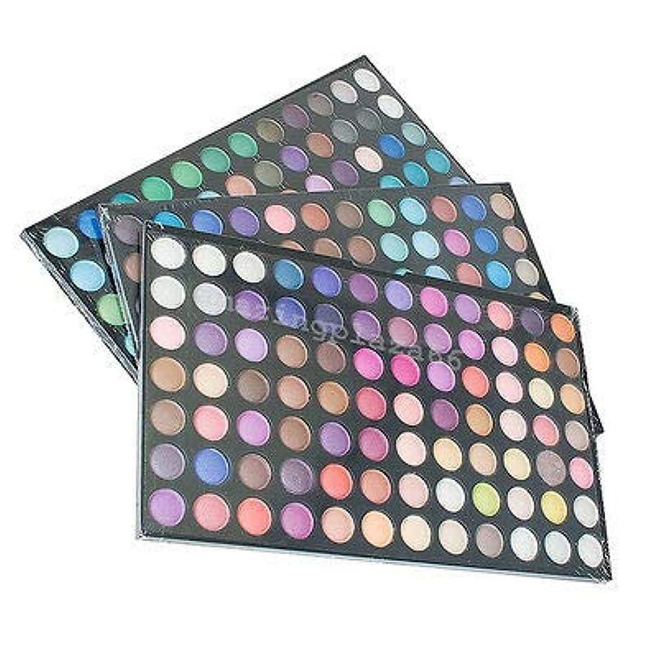 FidgetGear 252色化粧品マットアイシャドークリームアイシャドーメイクアップパレットシマー598g