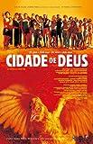 神のCityポスター映画ブラジルB 11x 17AlexandreロドリゲスLeandroロベルト・フィルミーノPhellipe Haagensen Unframed 497381
