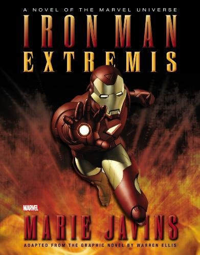 Download Iron Man: Extremis Prose Novel 0785165185