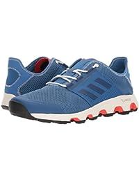 (アディダス) adidas メンズハイキング?アウトドア?トレールシューズ?靴 Terrex CC Voyager Trace Royal/Trace Royal/Hi-Res Red 12 (30cm) D - Medium
