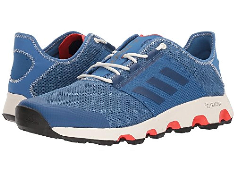 (アディダス) adidas メンズハイキング?アウトドア?トレールシューズ?靴 Terrex CC Voyager Trace Royal/Trace Royal/Hi-Res Red 11 (29cm) D - Medium
