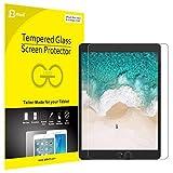 iPad Pro 10.5 フィルム, JEDirect 高品質 液晶保護ガラスパネル 強化ガラス 新型 Apple iPad Pro 10.5インチ用 - 0904