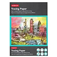 Derwent A4 Tracing Paper/Pad (2302178) [並行輸入品]