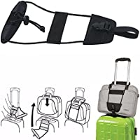 Niome Travel Luggage Bag Bungee Suitcase Adjustable Belt Backpack Carrier Strap