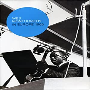 Wes Montgomery in europe 1965[DVD] [Import]