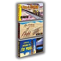 Fliptomania Planes Trains and Rockets Flipbook (3 Pack) [並行輸入品]