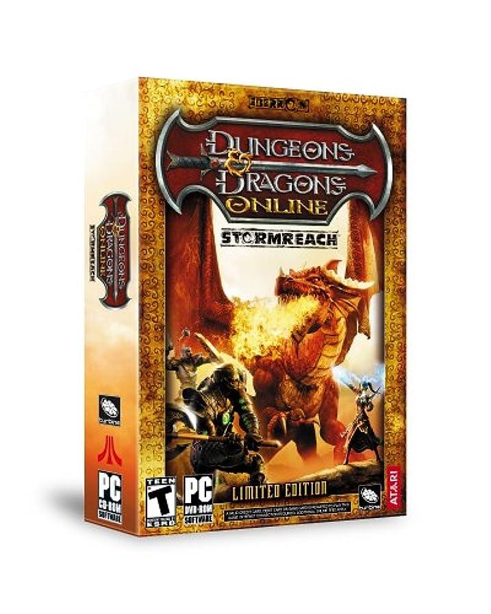 セントアシュリータファーマン種類Dungeons & Dragons Online: Stormreach Limited Edition (輸入版)