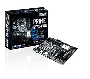 ASUS Intel H270 搭載 マザーボード LGA1151対応 PRIME H270-PRO 【ATX】