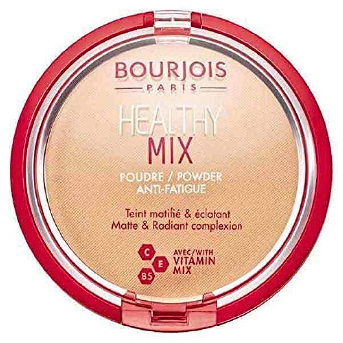 結晶喜んで貸し手[Bourjois ] ブルジョワヘルシーミックスは、粉末2を押します - Bourjois Healthy Mix Pressed Powder 2 [並行輸入品]
