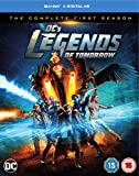 DC's Legends of Tomorrow - Season 1 [Blu-ray Region Free] [Import]